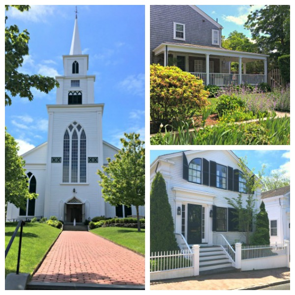 Centre Street Nantucket