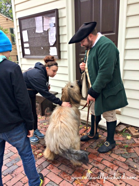 George Washington's Dog