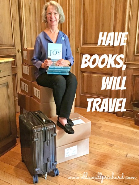 Have Books Will Travel