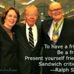 Ralph Storm on friendship