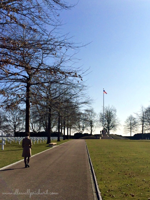 U.S. WWII Cemetery, Margraten,  the Netherlands, March 13, 2015