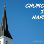 Nantucket church steeple